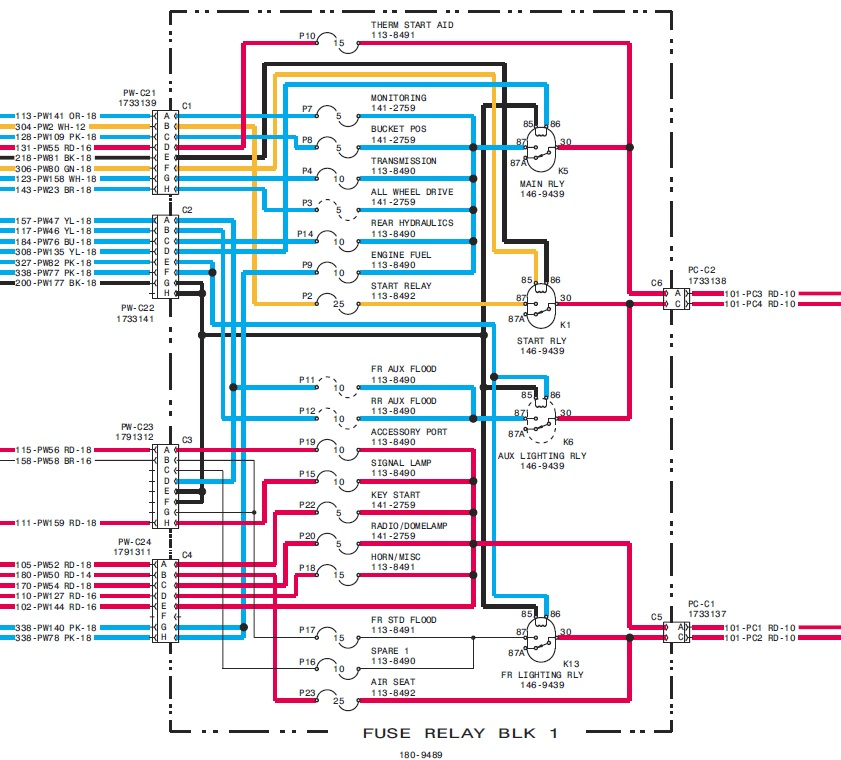Hino Wiring Diagram Somurich com